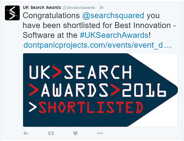 uksearchawards-tweet